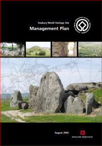 Avebury Management Plan
