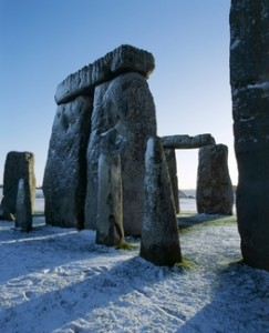 Stonehenge (c) English Heritage