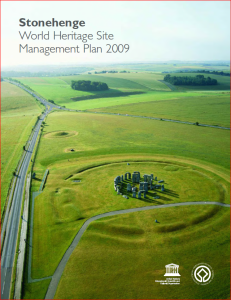 Stonehenge Management Plan