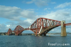 The Forth Rail Bridge, the 29th UK WHS inscribed July 2015